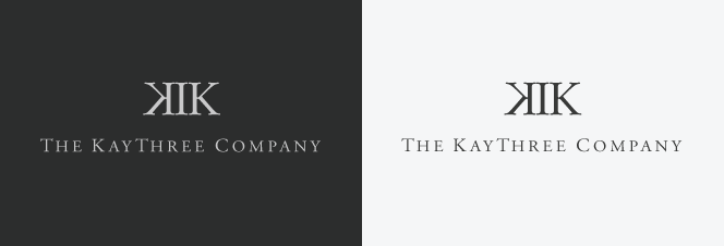 The KayThree Company Logo