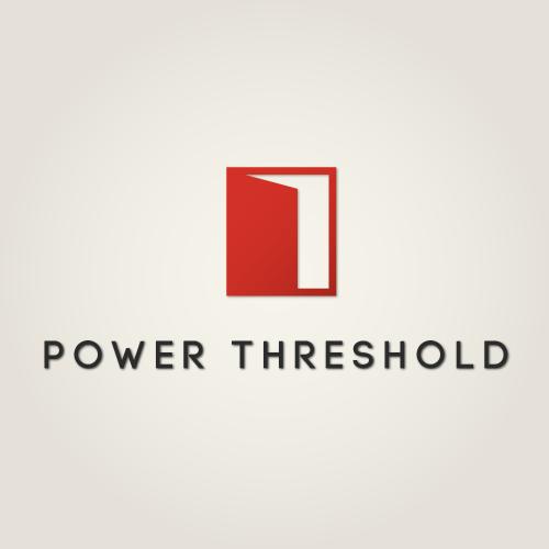 Power Threshold Logo Light