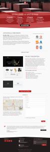 Red Zephyr Design Website Screenshot