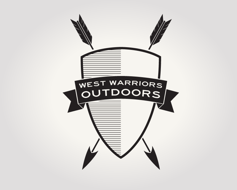 West Warriors Outdoors Logo Light