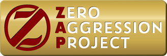 Zero Aggression Project Logo