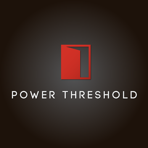 Power Threshold Logo Dark BG