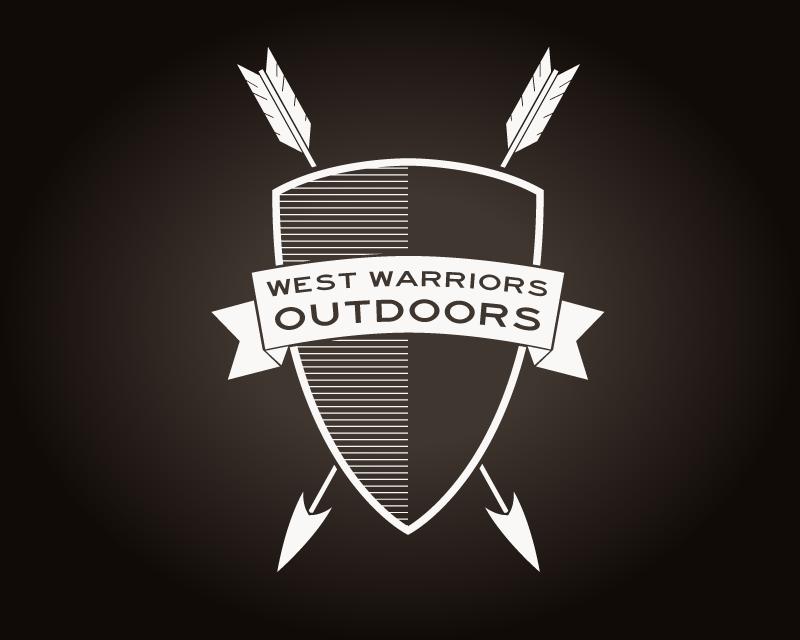 West Warriors Outdoors Logo Dark