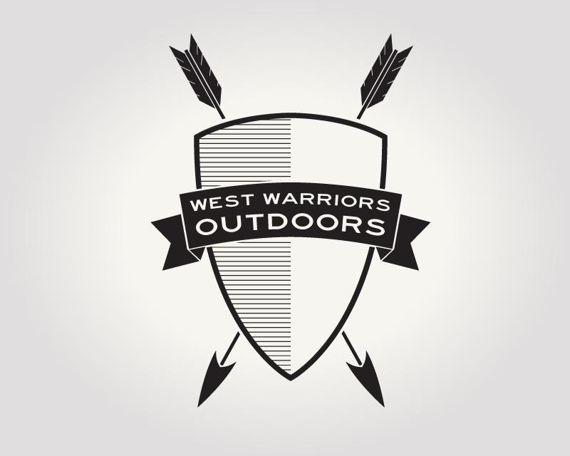 West Warriors Outdoors Logo Light